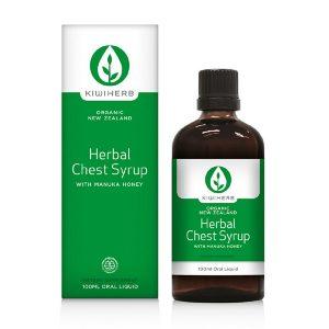 Kiwiherb Herbal Chest Syrup
