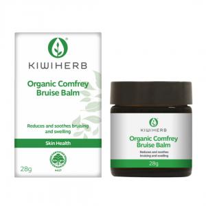 Kiwiherb Organic Comfrey Bruise Balm