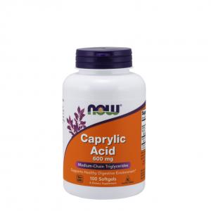NOW Caprylic Acid