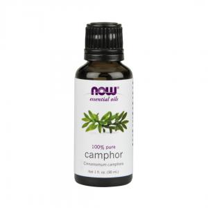 NOW Essential Oil Camphor Pure
