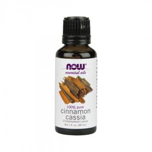 NOW Essential Oil Cinnamon Cassia Pure