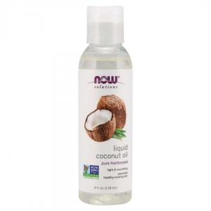NOW Liquid Coconut Oil 118ml
