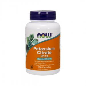 NOW Potassium Citrate