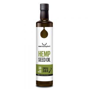 NewHemisphereHemp Seed Oil