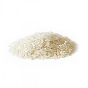 Rice med grain white