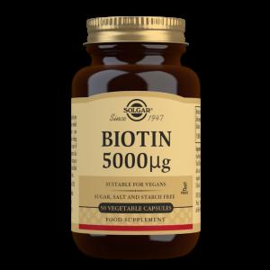 SolgarBiotin5000mcg