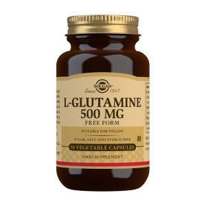 SolgarL Glutamine500mg