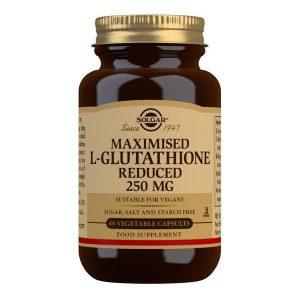 SolgarL GlutathioneMaximised250mg