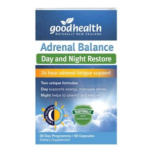 good health adrenal balance