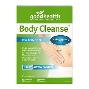 good health body cleanse 7 day detox