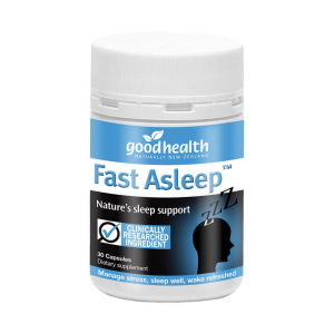 good health fast asleep 30caps