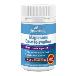 good health magnesium easy to swallow
