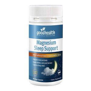 good health magnesium sleep support