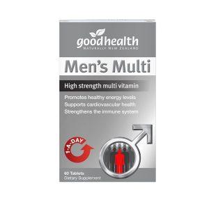 good health mens multi