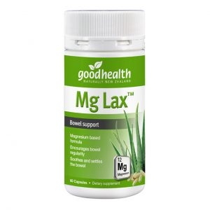 good health mg lax bowel support