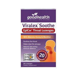 good health Viralex Soothe Lozenge