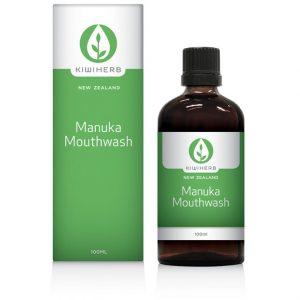 kiwiherb manuka mouthwash