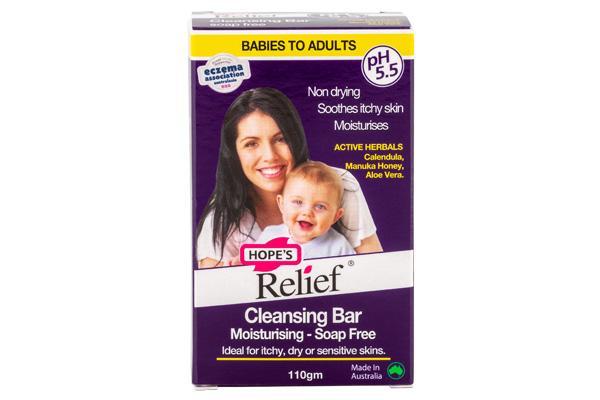 Hope sReliefCleansing Bar Moisturising Soap