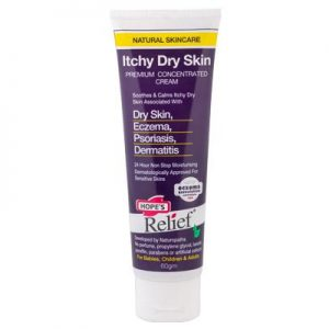 Hope sReliefItchy Dry Skin