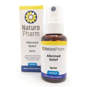 NaturopharmAllermedReliefspray