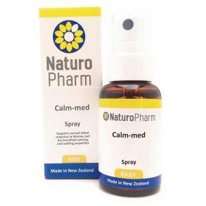NaturopharmBabyCalm medspray