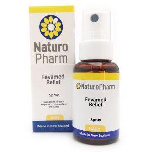 NaturopharmBabyFevamedReliefspray