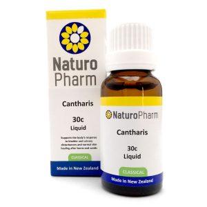 NaturopharmCantharis30c