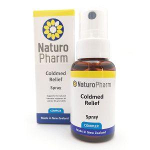 NaturopharmColdmedReliefspray