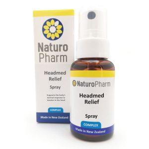 NaturopharmHeadmedReliefspray