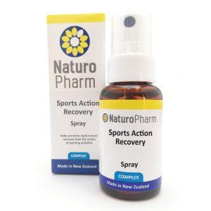 NaturopharmSARecoveryspray