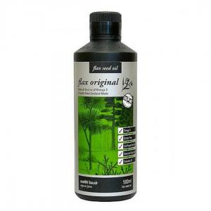 Waihi Bush Original Flaxseed Oil 500