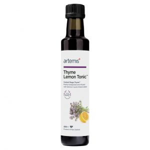 artemis thyme lemon tonic