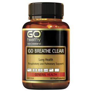 GO Breathe Clear 60 VCaps 1