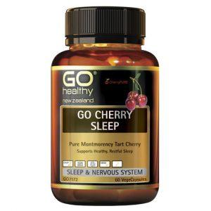GO Cherry Sleep 60 VCaps 1
