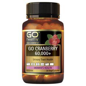 GO Cranberry 60000 30 VCaps 1