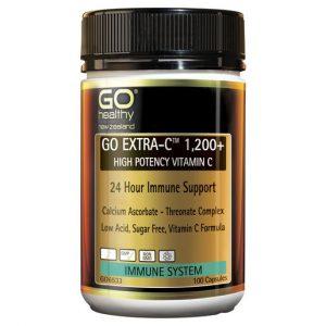 GO Extra C 1200 100 Caps 1