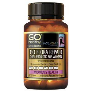 GO Flora Repair 30 VCaps 1
