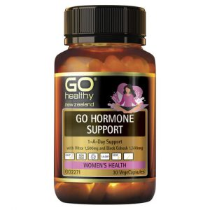 GO Hormone Support 30 VCaps 1