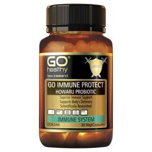 GO Immune Protect 30 VCaps 1