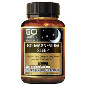 GO Magnesium Sleep 60 VCaps 1
