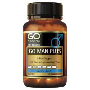 GO Man Plus 30 Vcaps 1