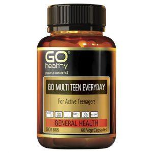 GO Multi Teen Everyday 60 VCaps 1