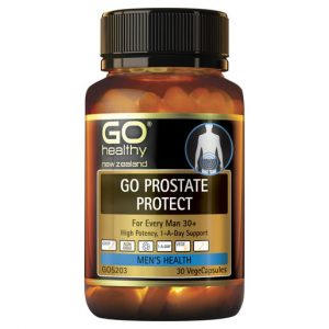 GO Prostate Protect 30 VCaps 1