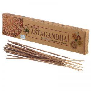 Goloka Astagandha Incense