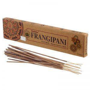 Goloka Frangipani Incense