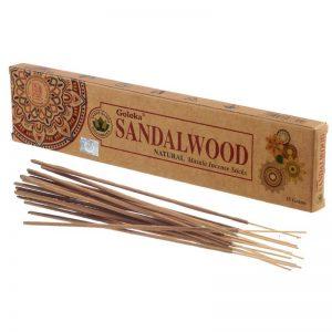 Goloka Sandalwood Incense1