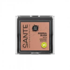 SANTEMineral Blush 02 Coral Bronze