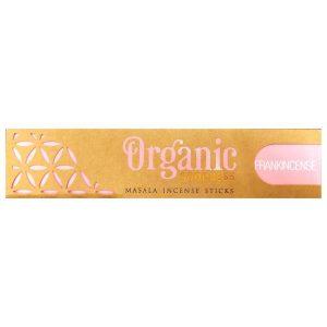 organicgoodnessfrankincenseincense