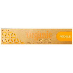 organicgoodnesspatchouliincense
