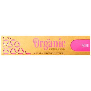 organicgoodnessroseincense